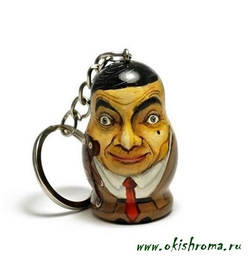 Keychain «Mr. Bean»
