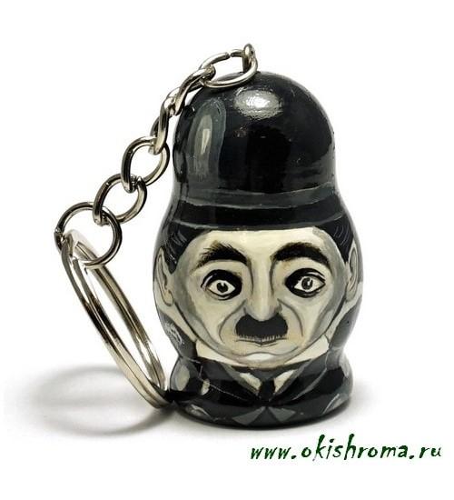 Keychain «Sad Charlie»