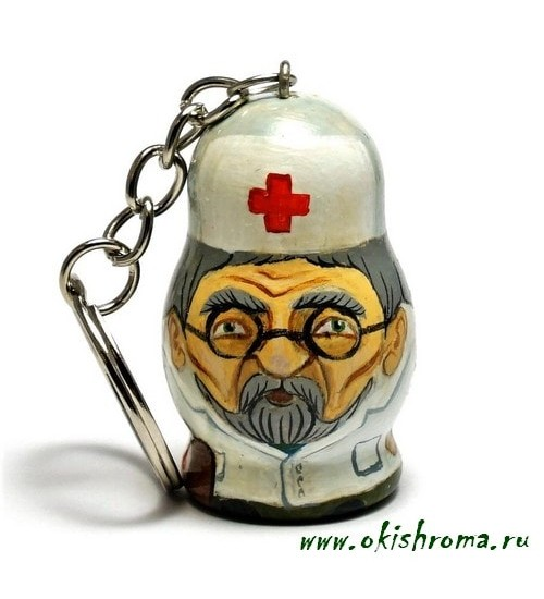 Keychain «Doc»