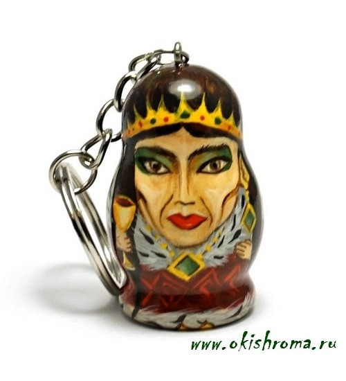 Keychain «Queen»