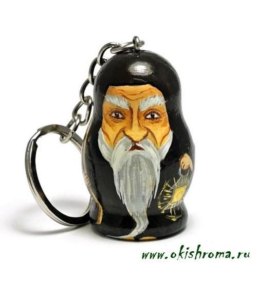 Keychain «Hermit»
