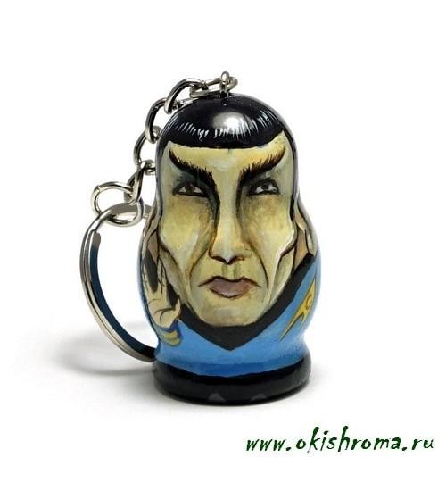 Keychain «Spock»