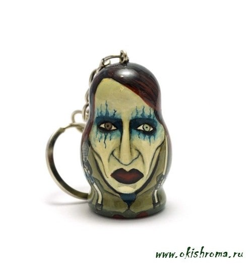 Keychain «Manson»