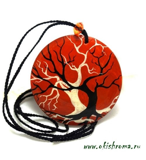 Pendant «Bonsai»