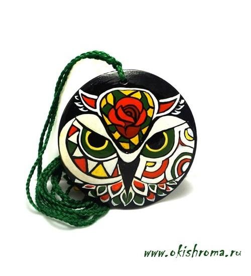 Totem «Owl»